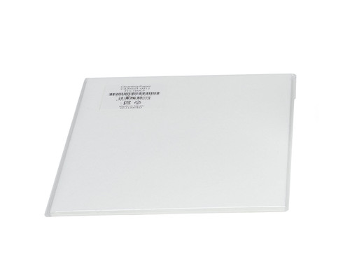 CLEANING SUPPLIES, 8.25X11.75 INCH CLOTH CLEANING SHEETS (10 SHEETS)