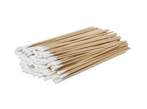CLEANING SUPPLIES, CLEANING SWABS (100 SWABS)