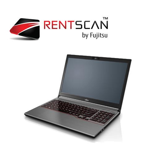 Fujitsu Scanner Rental Laptop