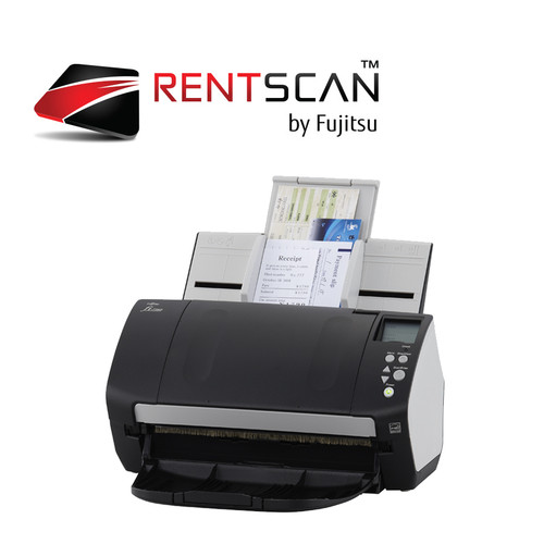 Fujitsu fi-7160 Scanner Rental