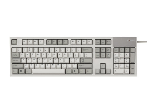 REALFORCE R2 KEYBOARD FULL SIZE (IVORY) MIXED KEY WEIGHTS