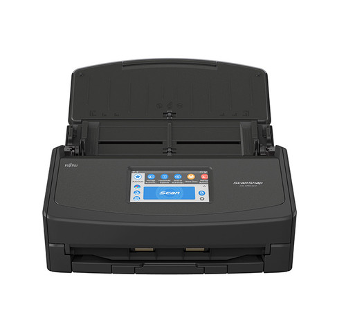 SCANSNAP iX1500 TOUCH SCREEN SCANNER FOR PC AND MAC (BLACK)