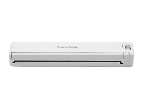 SCANSNAP iX100 MOBILE SCANNER FOR PC AND MAC (WHITE)