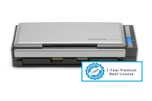 SCANSNAP S1300i SCANNER POWERED WITH NEAT