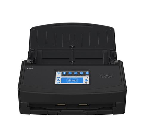 ScanSnap iX1600 Versatile Cloud Enabled Scanner in Black