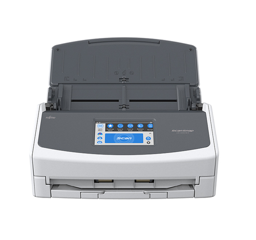 ScanSnap iX1600 Versatile Cloud Enabled Scanner in White