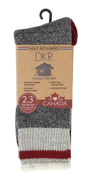 Lumberjac Thermal Socks