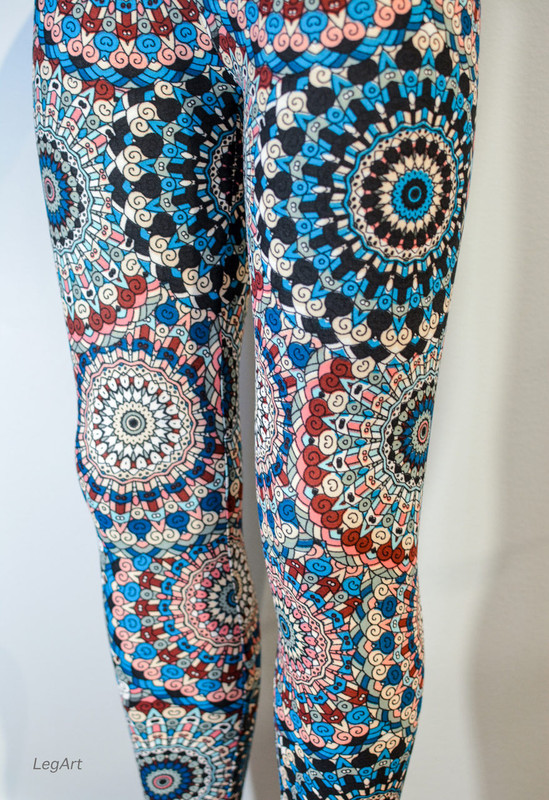 St. Sophia Child Leggings