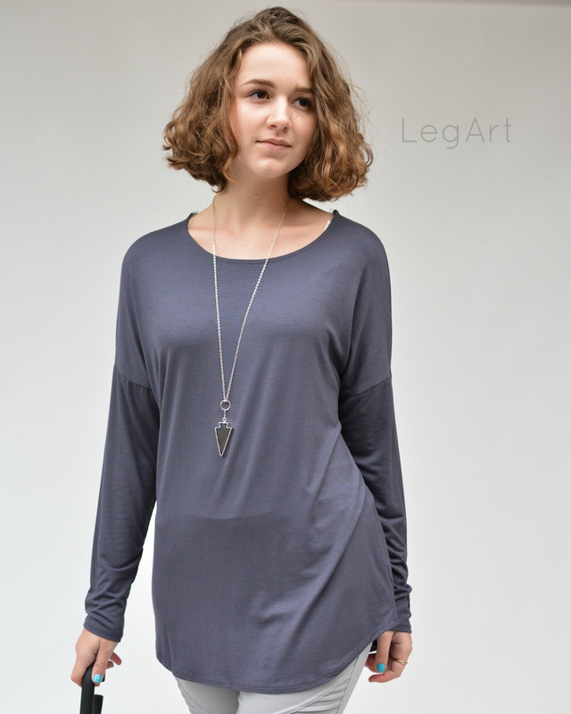 Christy Midnight Grey