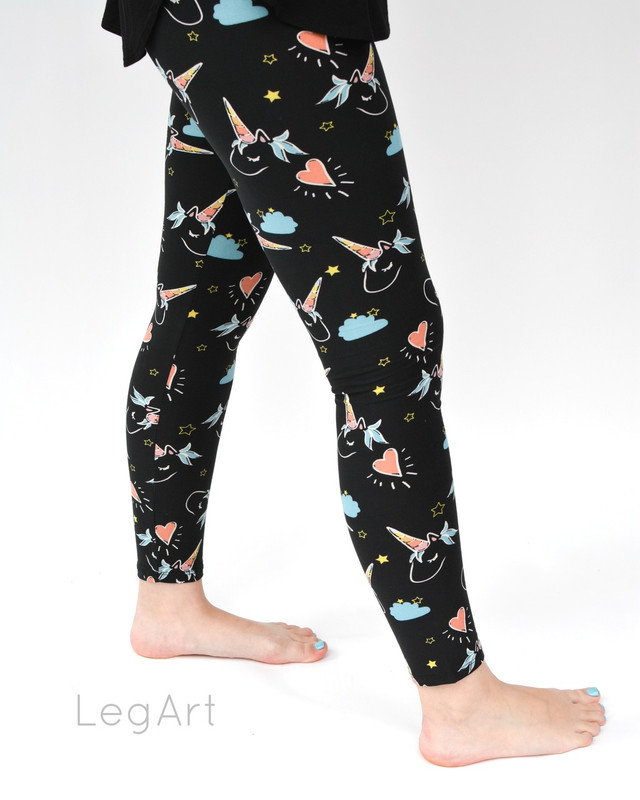 I heart Unicorns Leggings