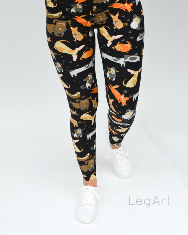 Dog Show Children's Leggings