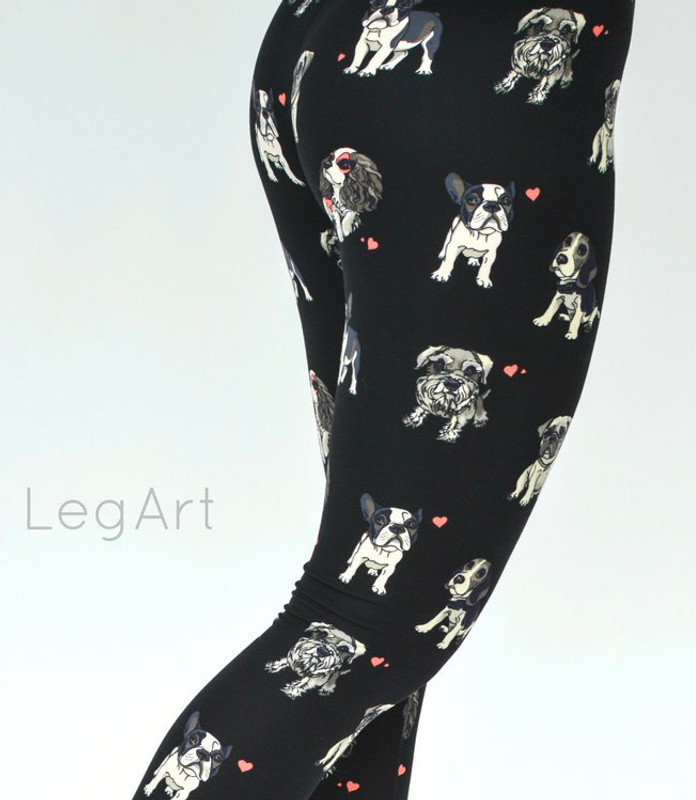 Happy Hounds Child's Leggings