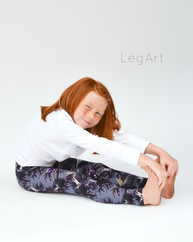 Aloha Children's Leggings