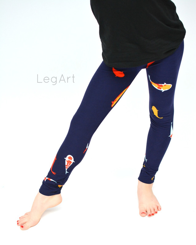 Koi Children's Leggings