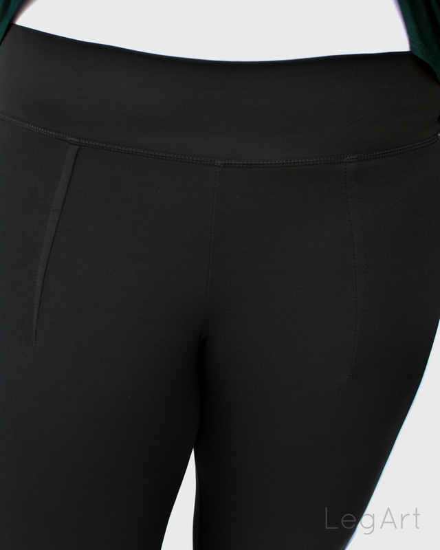 Fleece Track Leggings