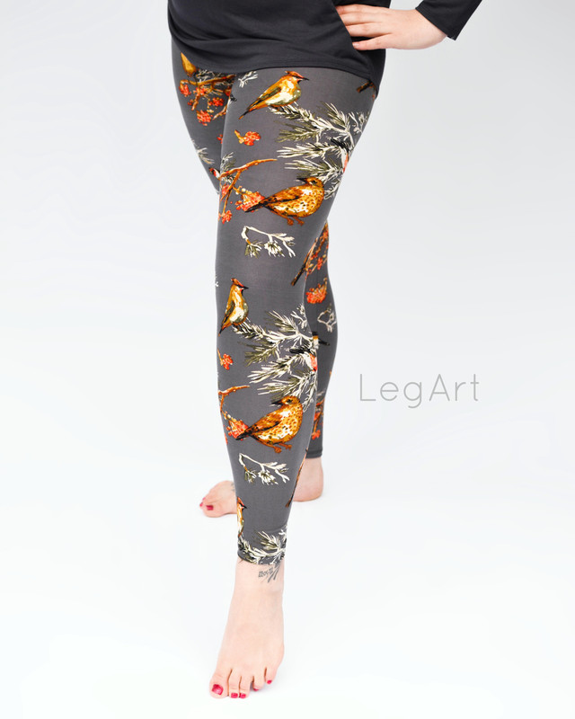 Tweets Leggings