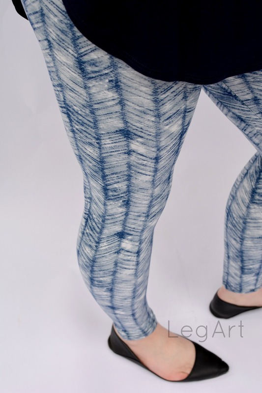 Blue Kayanite Child Legging