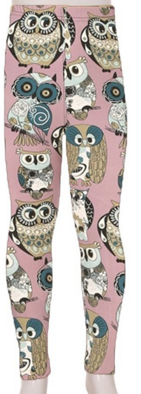 Hoot Sweet Kid's Legging