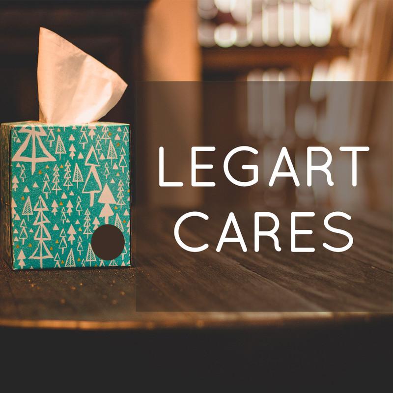 LEGART CARES!