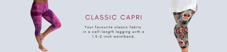 Classic Capri Leggings