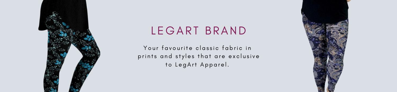 LegArt Brand Leggings