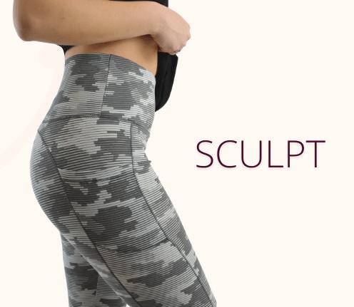 Sculpting Leggings