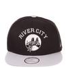 San Antonio Spurs Men's Zephyr River City Snapback Hat