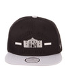 San Antonio Spurs Men's Zephyr Alamo City Hoops Snapback Hat