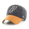 San Antonio Spurs Men's '47 Brand Willowbrook Clean Up Hat
