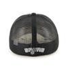 San Antonio Spurs Men's '47 Brand McKinley Closer Flexible Fit Trucker Hat