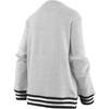 San Antonio Spurs Women's Pressbox Santa Rosa Chenill Crew Neck Sweatshirt