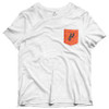 San Antonio Spurs La Cultura Collection Men's Pocket T-Shirt (White)