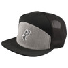 San Antonio Spurs Men's Sportiqe Moon Trucker Hat