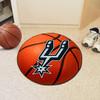 San Antonio Spurs FanMats Basketball Mat