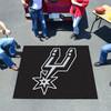 San Antonio Spurs FanMats Tailgater Mat