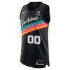 San Antonio Spurs Men's Nike 2020 City Edition Custom Authentic Jersey