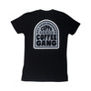 San Antonio Spurs Women's Coffee Gang Badge T-shirt