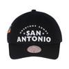 San Antonio Spurs Men's Mitchell and Ness La Cultura 2 Adjustable Dad Hat
