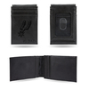 San Antonio Spurs Rico Laser Engraved Front Pocket Wallet