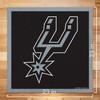 "San Antonio Spurs Rico 35"" Personalized Felt Wall Banner"