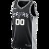 San Antonio Spurs Youth Nike Custom Personalized Icon Swingman Jersey