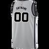 San Antonio Spurs Youth Nike Statement Edition Swingman Custom Personalized Jersey