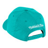 San Antonio Spurs Men's Mitchell and Ness  Teal Classic Red Snapback Hat