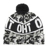San Antonio Spurs Men's '47 Brand OHT Eruzi Knit Hat