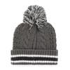 San Antonio Spurs Women's '47 Brand Sorority Cuffed Knit Hat