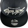 San Antonio Spurs Men's New Era Los Otros Repeat Logo 9Fifty Snapback Hat