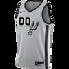 San Antonio Spurs Men's Nike Statement Edition Swingman Custom Personalized Jersey