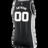 San Antonio Spurs Women's Nike Custom Personalized Icon Swingman Jersey