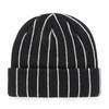 San Antonio Spurs 47 Brand Pin Stripe Cuff Knit Cap