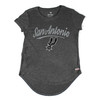 San Antonio Spurs Women's Sportiqe Tina Fashion T-shirt